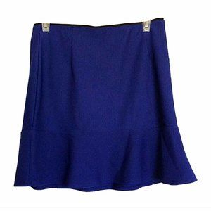 Bisou Bisou Size XL Blue Skirt